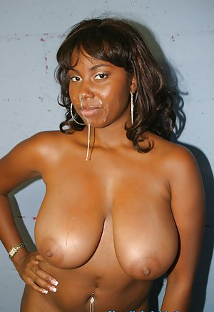 Ebony big huge tits oficer of patrol agrees